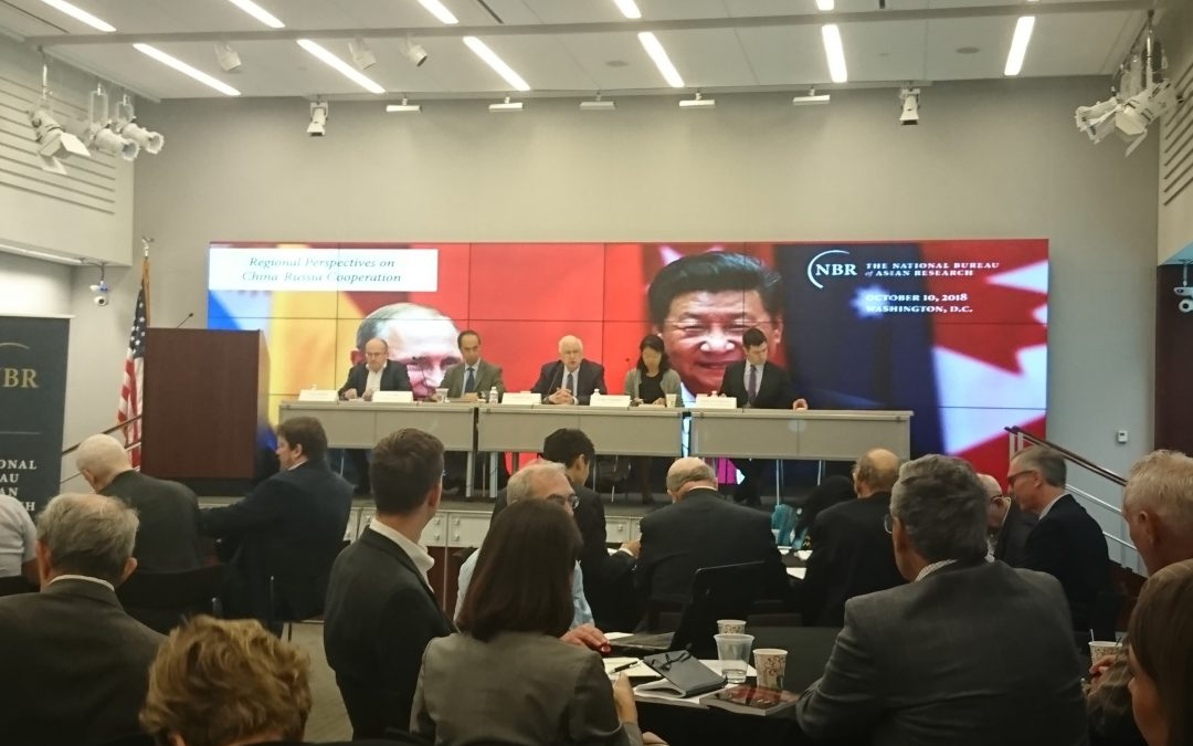 Implications of China-Russia Cooperation at NBR