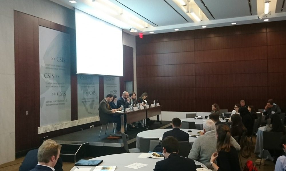 Insightful Conference on Nuclear Issues at Center for Strategic and International Studies