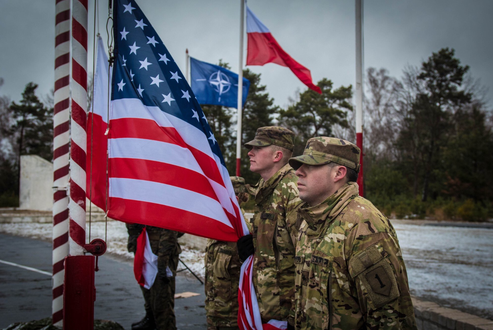 U.S. Permanent Military Base in Poland