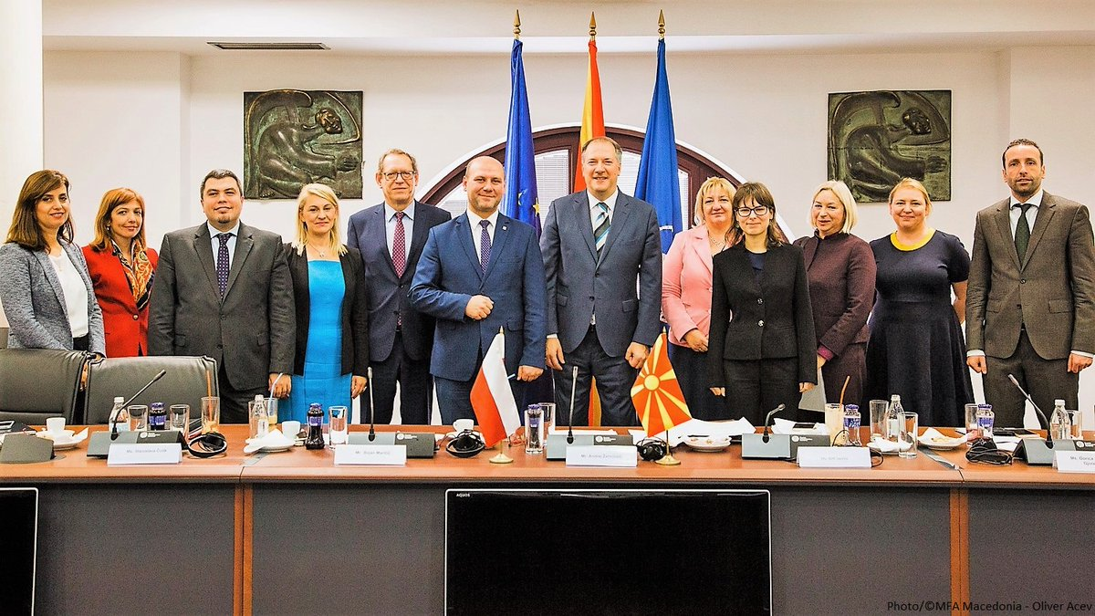 Poland Establishes Strategic Relations Between the EU and the Western Balkans