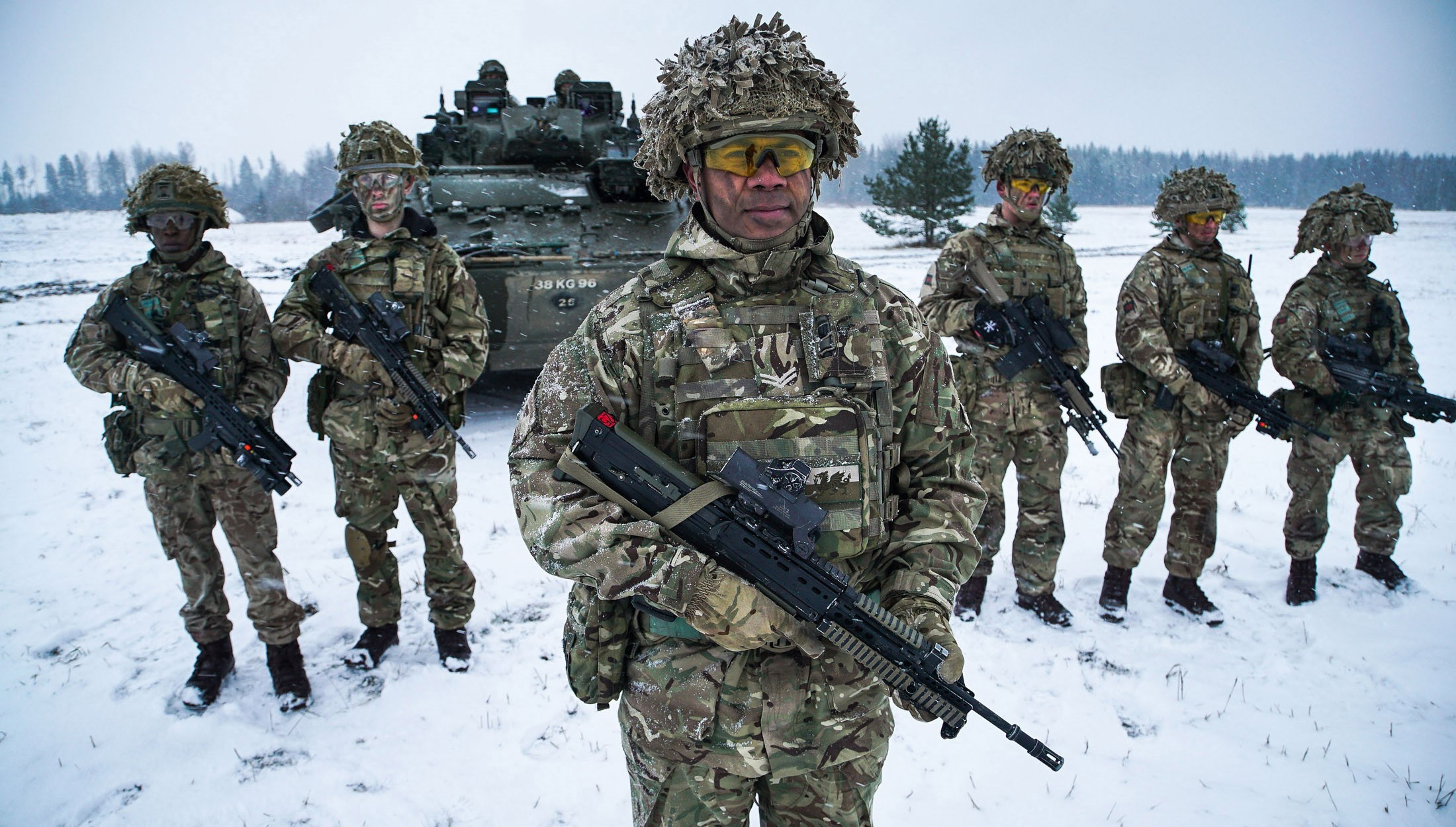 NATO–Russia Relations: The Return of the Enemy