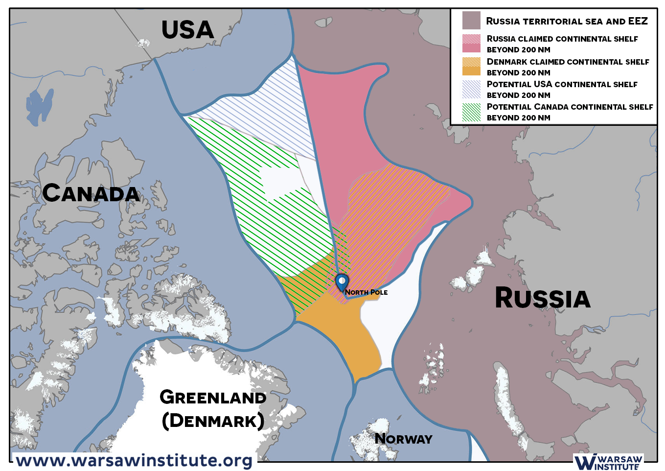 U.S. Challenge in the Arctic