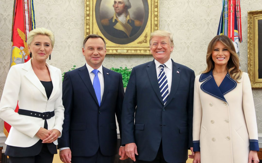 Polish-American Alliance Stronger Than Ever Before