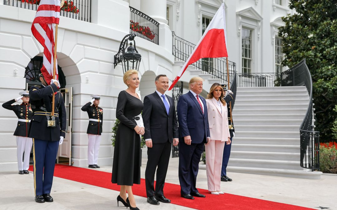 More Troops, More Gas: Poland's Best Ally
