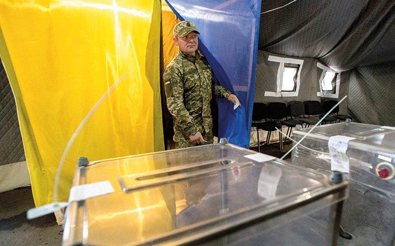 Political Change in Ukraine: What's Next with Ukraine's Donbas Conflict?