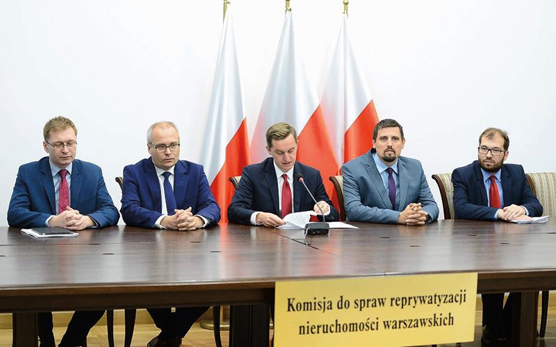 Heirless Property Belongs to Poland's Treasury