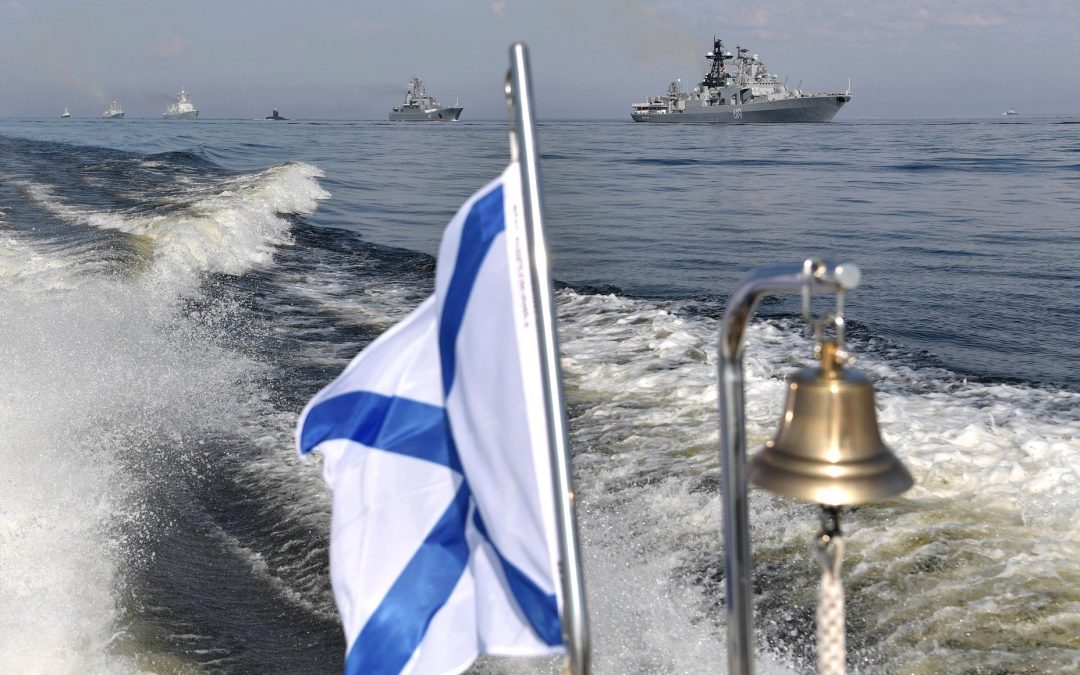 Sweden Faces the Russian Threat in the Baltic Sea