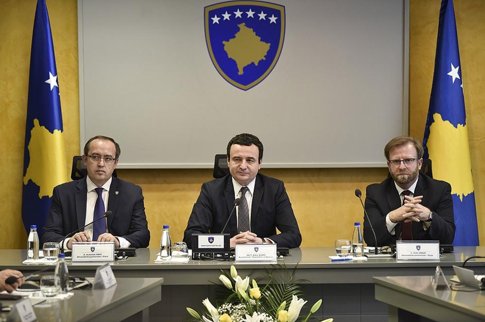 A Euro-Atlantic rift on the future of Kosovo
