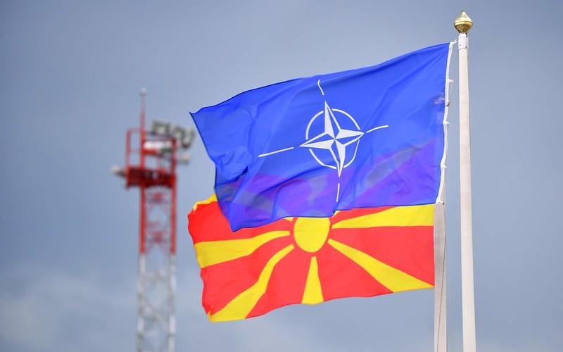 North Macedonia as the 30th  NATO member
