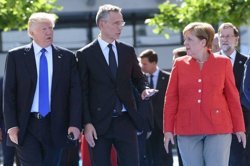 Will America Punish Germany?