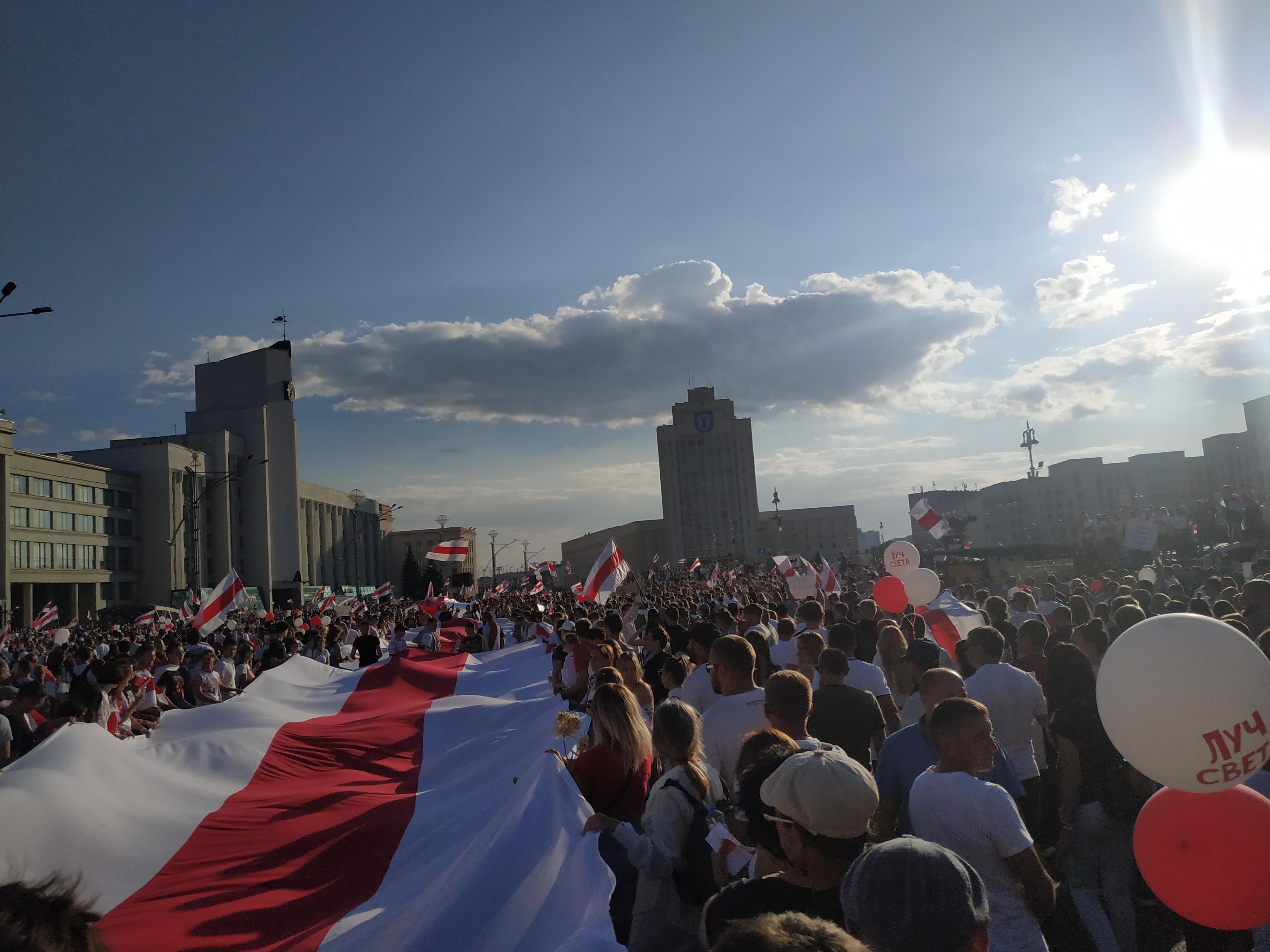 Alternative reality in Belarus
