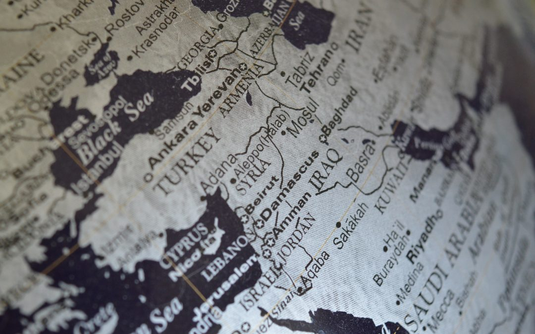The Dynamics of International Relations in the Middle East