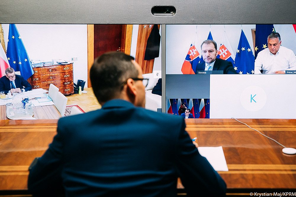 Assessment of the Polish Presidency in the Visegrád Group