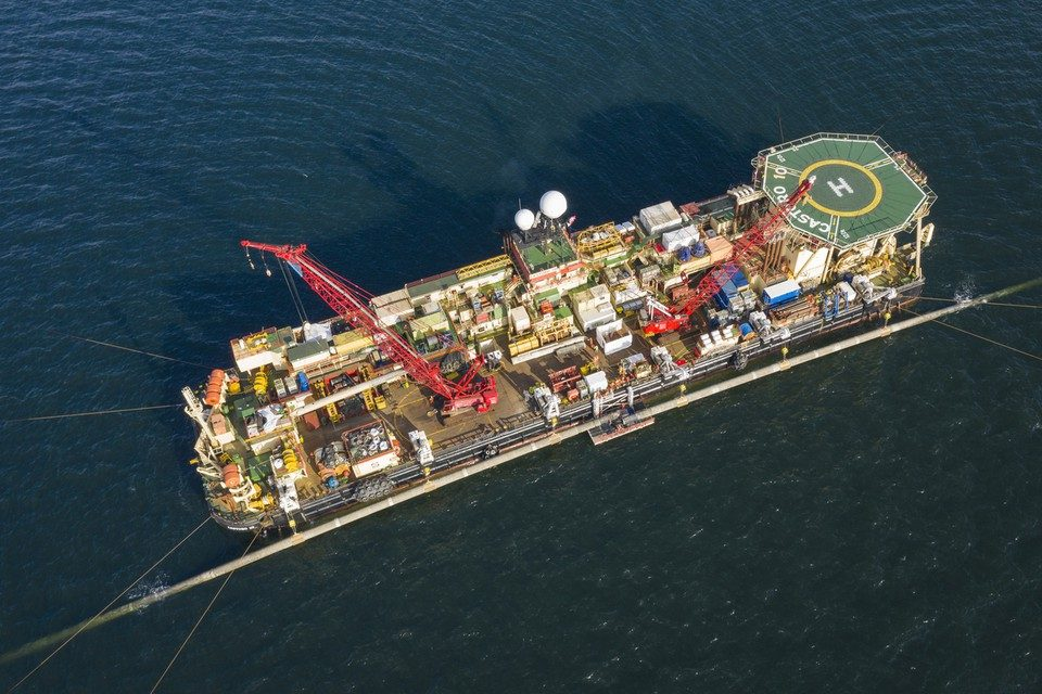 US Sanctions Against Nord Stream 2 and the Policy of the European Union