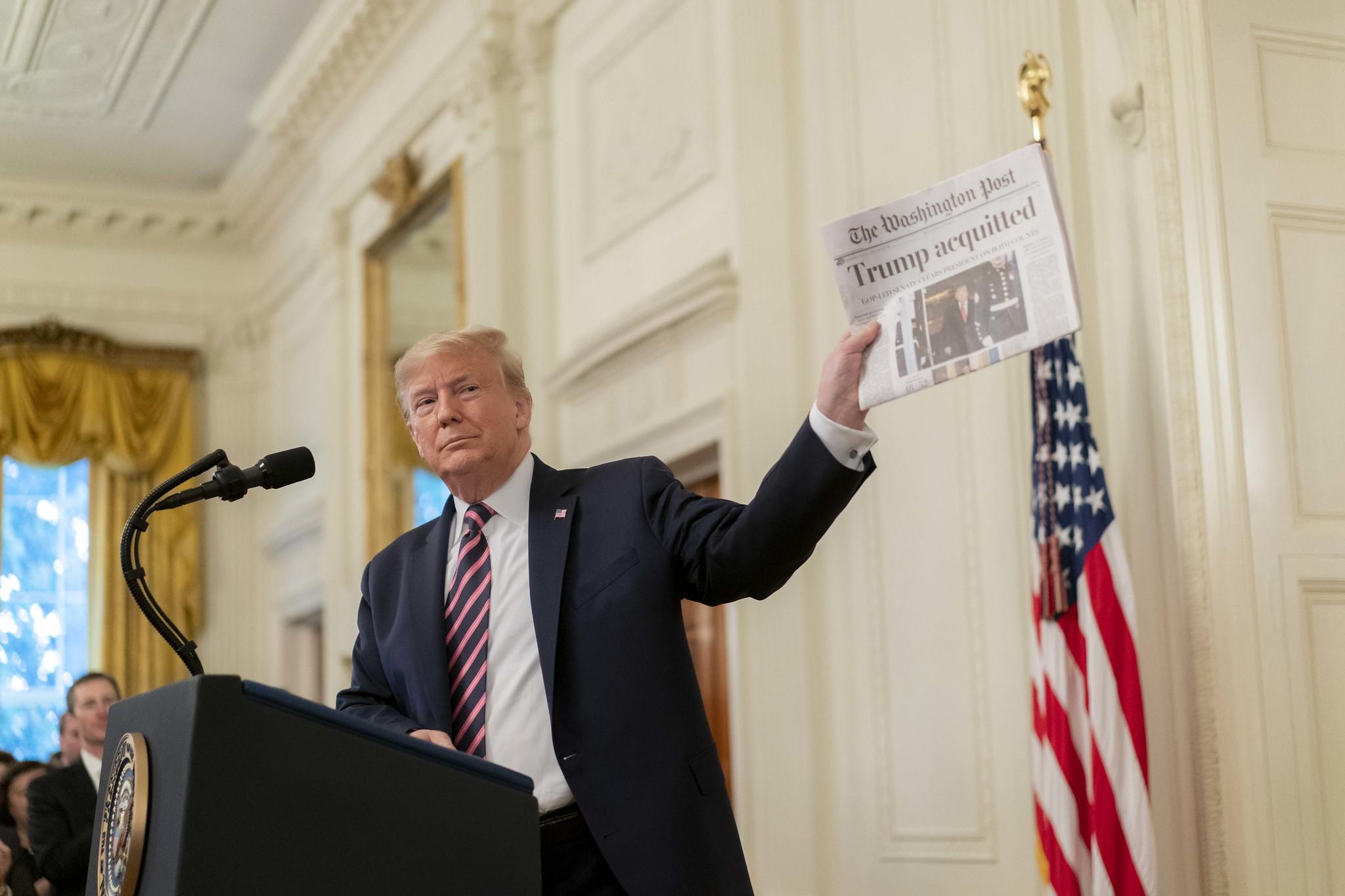 Donald Trump's second impeachment trial – how did it happen?