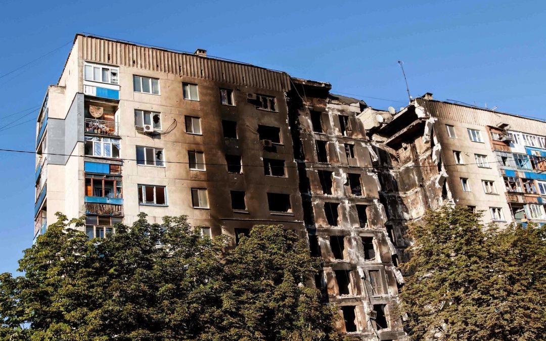US Announces $125 Million Aid Package for Ukraine, Condemns Russia