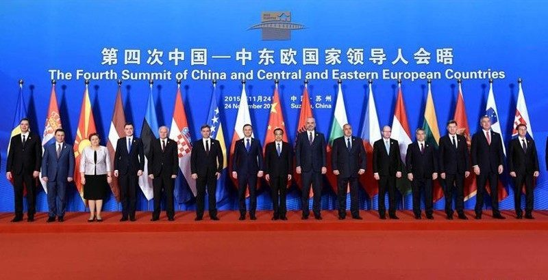 China's Influence in Balkans and Central and Eastern Europe