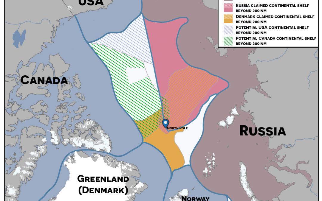 U.S. Challenge in the Arctic