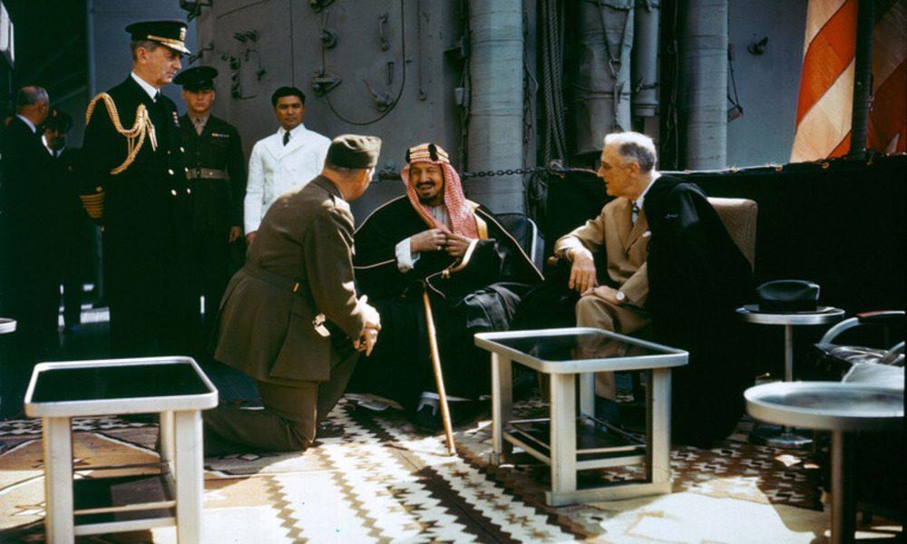 Washington-Riyadh Relations