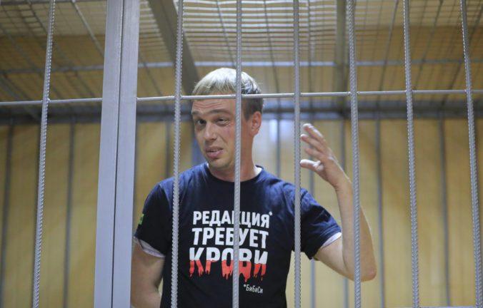 One Golunov Doesn't Make Summer