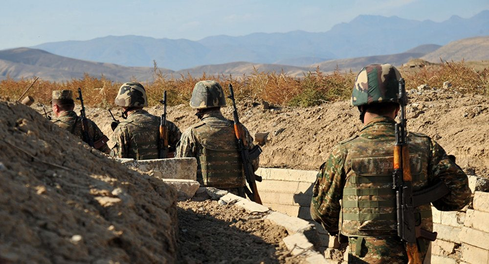 No Chance of Breakthrough on Nagorno-Karabakh