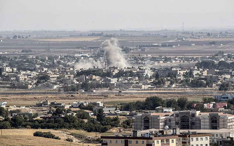 Turkey's Invasion of the Syrian Kurds