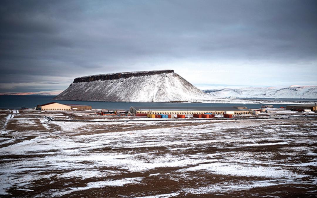 Greenland: The Arctic Treasure of Denmark