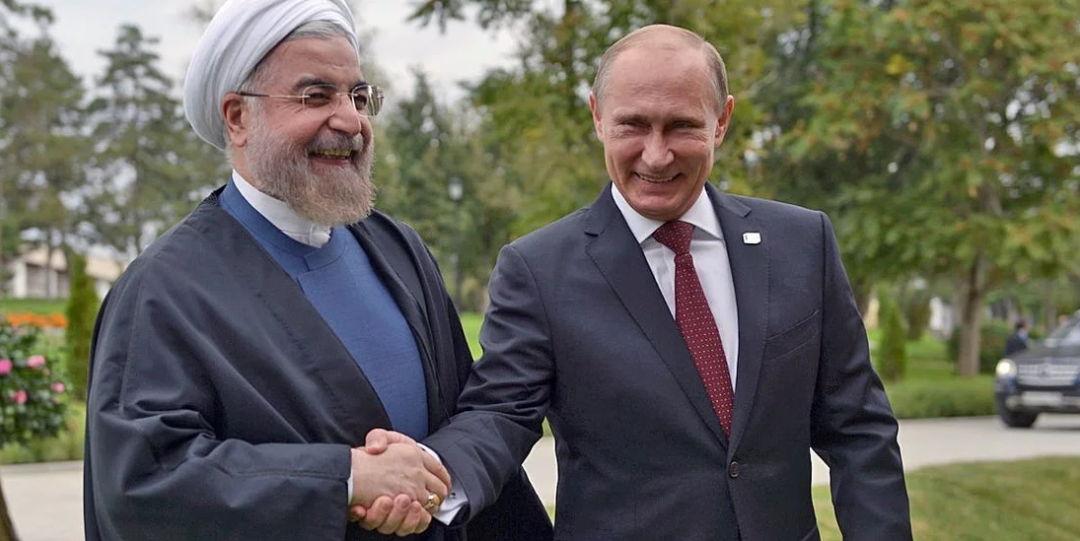 Iran: A Golden Opportunity for the Kremlin