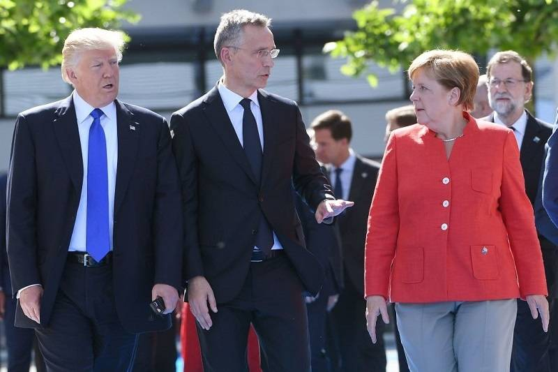 Will America Punish Germany?