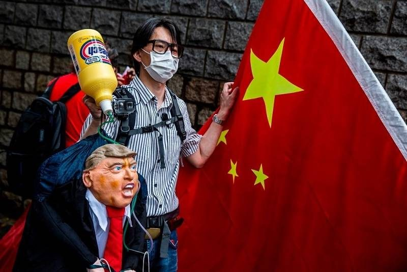 Hong Kong, Tibet and the WHO – Chinese-American zones of conflict