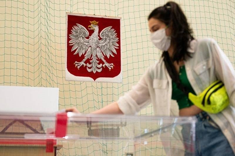 What is the state of democracy after the presidential election in Poland?