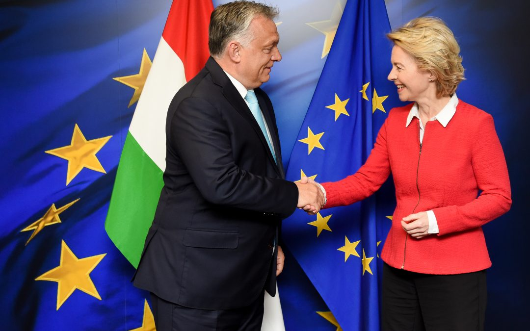 The Problematic Relations Between Hungary and the European Union