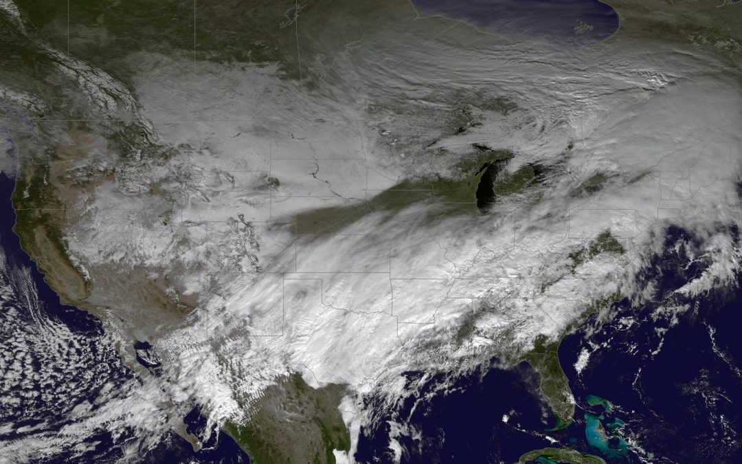 Winter Storm in Texas and Green Energy