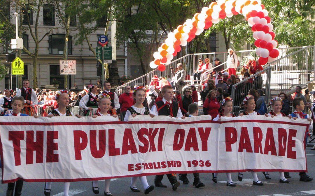 Pulaski, Kosciuszko and the Memory of the Sons of Liberty