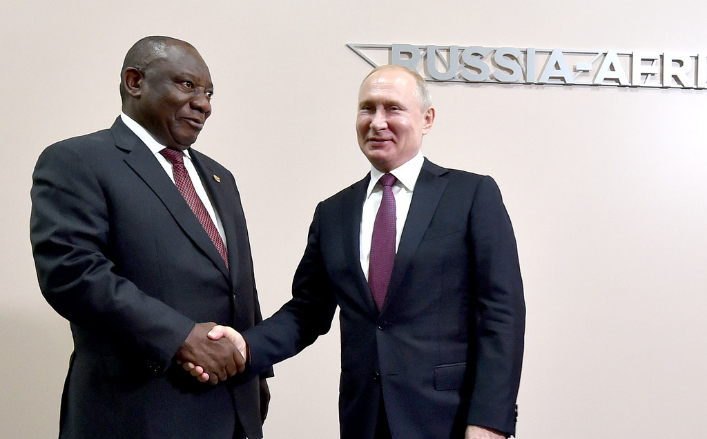 Deception and misleading – Russian Disinformation in Africa