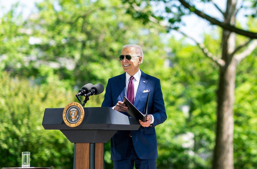 Joe Biden's Approach: The Paris Agreement